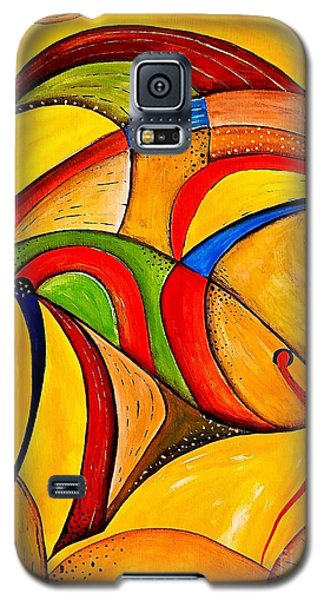 Fish 534-11-13 Marucii Galaxy S5 Case