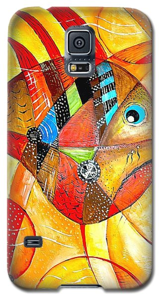 Fish 716-14 Marucii Galaxy S5 Case