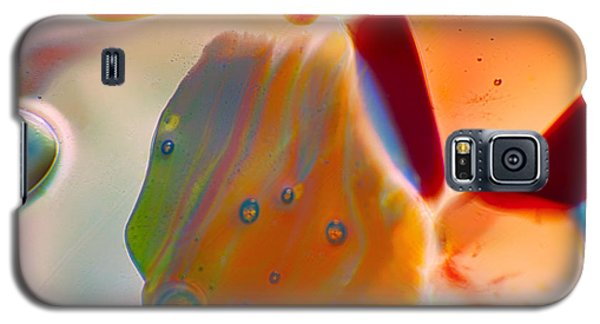 Fish Blowing Bubbles Galaxy S5 Case