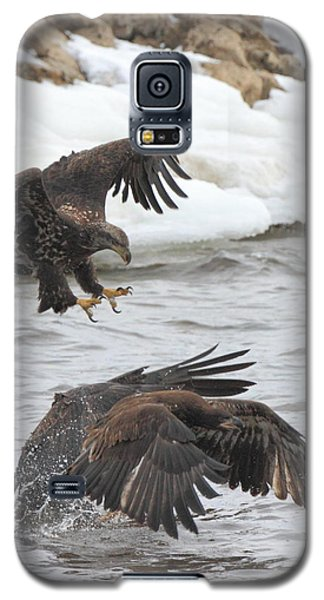 Fish Fight Galaxy S5 Case