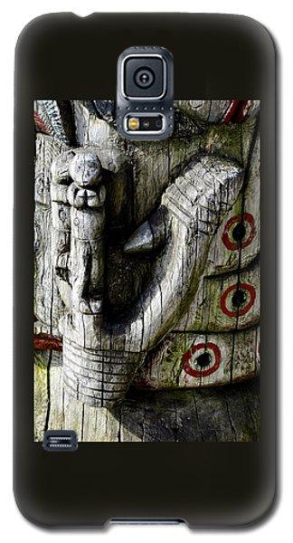 Fish Hook Galaxy S5 Case by Cathy Mahnke