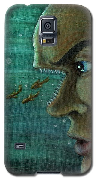 Fish Mind Galaxy S5 Case