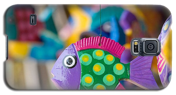 Fish Of Color Galaxy S5 Case