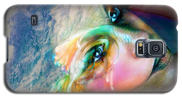 Fish Out Of Water Galaxy S5 Case