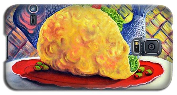 Fish Taco Galaxy S5 Case