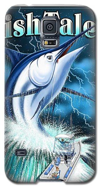 Fish Tales Galaxy S5 Case