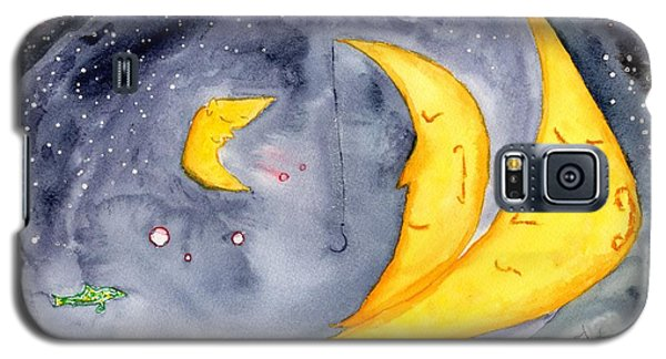 Fisher Moon Galaxy S5 Case