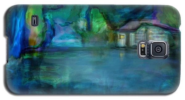 Fishermans Hut Galaxy S5 Case