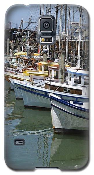 Fishermans Wharf Galaxy S5 Case by Alex King