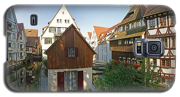 fishermens quarter in Ulm Galaxy S5 Case