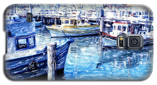 Fishermen's Wharf San Francisco Galaxy S5 Case