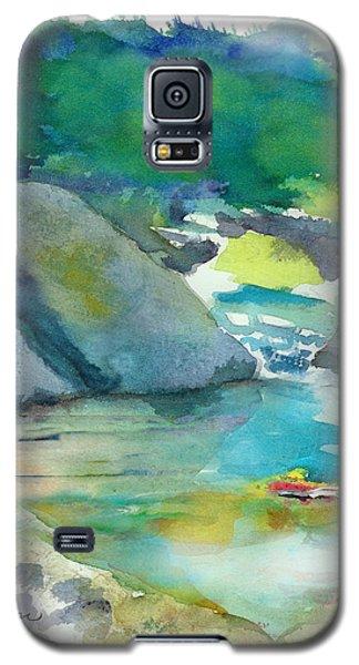 Fishin' Hole Galaxy S5 Case
