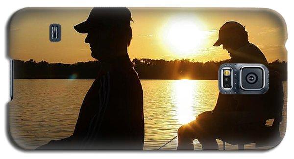 Fishing Buddies Galaxy S5 Case