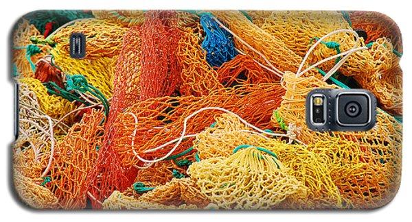Fishing Float Nets Galaxy S5 Case