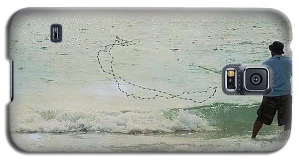 Amazing Galaxy S5 Case - #fishing #florida #clearwaterbeach by Georgia Fowler