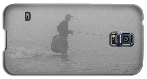 Fishing In The Surf Galaxy S5 Case