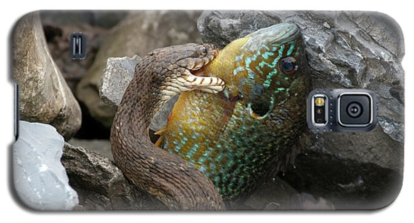 Fishing Galaxy S5 Case
