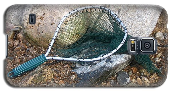 Fishing Net Galaxy S5 Case by Kerri Mortenson