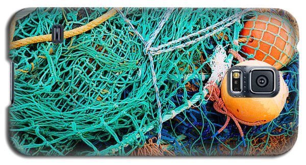 Fishing Nets And Floats Galaxy S5 Case