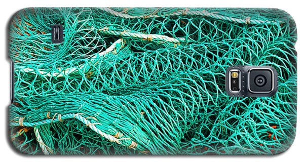Fishing Nets Galaxy S5 Case