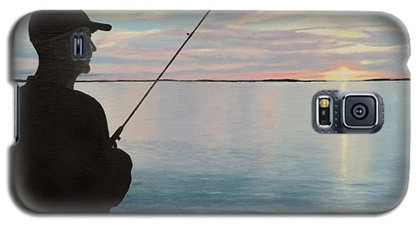 Fishing On The Flats Galaxy S5 Case
