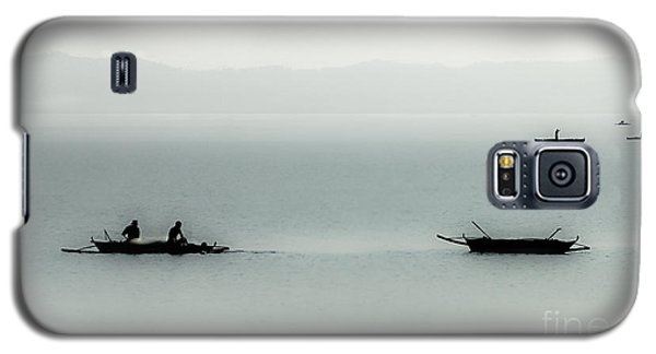 Fishing On The Philippine Sea   Galaxy S5 Case