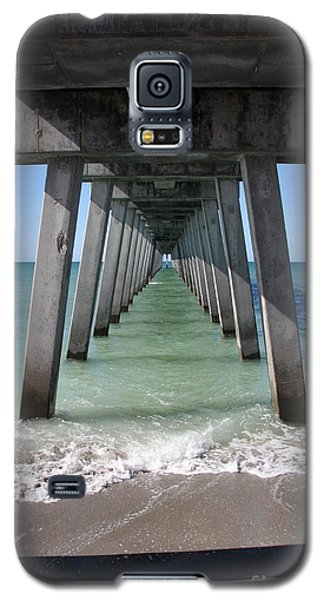 Fishing Pier Architecture Galaxy S5 Case