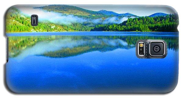 Fishing Spot 5 Galaxy S5 Case by Greg Patzer