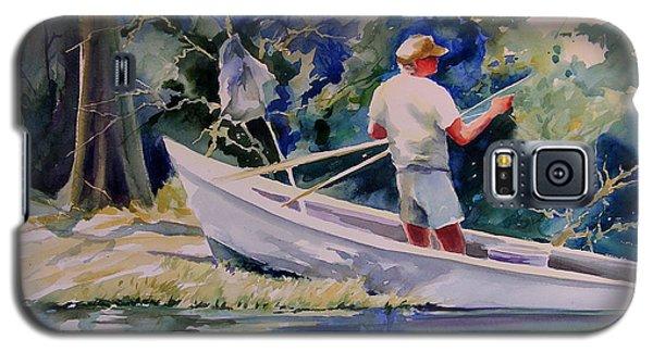 Fishing Spruce Creek Galaxy S5 Case