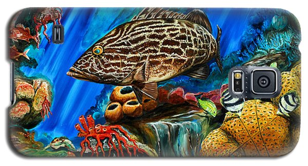 Fishtank Galaxy S5 Case