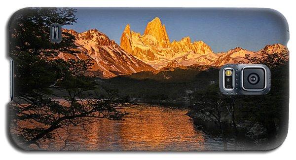 Fitz Roy Massif Galaxy S5 Case by Gary Hall