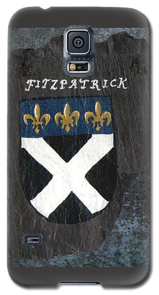 Fitzpatrick Galaxy S5 Case by Barbara McDevitt