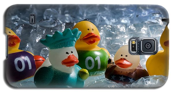 Five Ducks In A Row Galaxy S5 Case