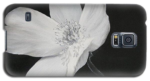 Five Petal Rose Galaxy S5 Case