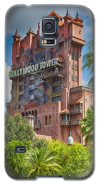 Five Star Hotel - Full Color Galaxy S5 Case