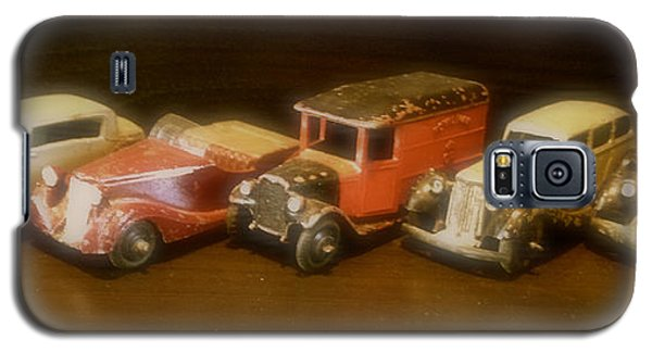 Five Toys From The Forties Galaxy S5 Case by John Colley
