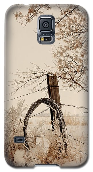 Fixing Fence Galaxy S5 Case