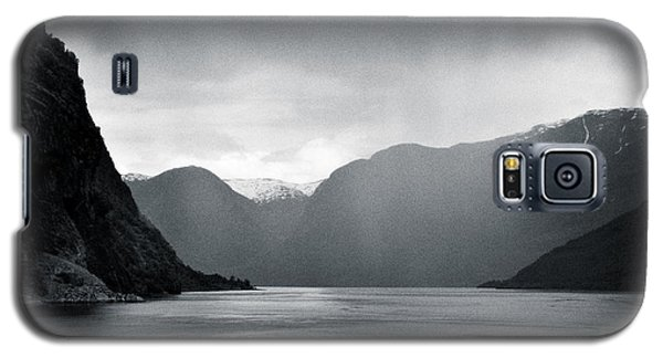 Fjord Rain Galaxy S5 Case
