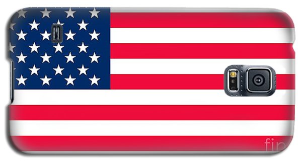 Flag Of The United States Of America Galaxy S5 Case