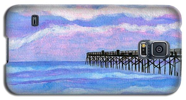 Flagler Beach Pier Galaxy S5 Case