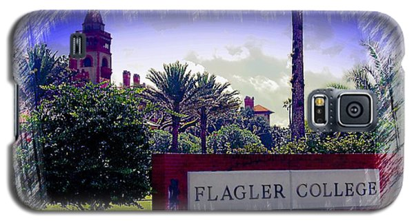 Flagler College St Augustine Galaxy S5 Case by Bob Pardue