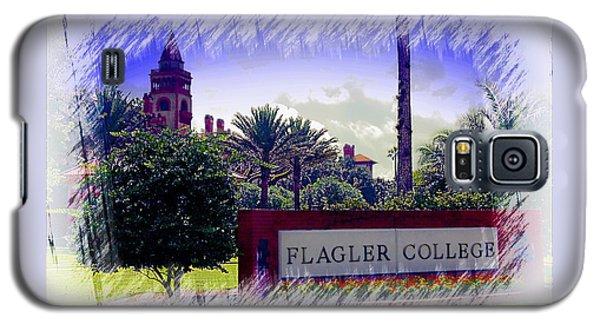 Flagler College St Augustine Galaxy S5 Case