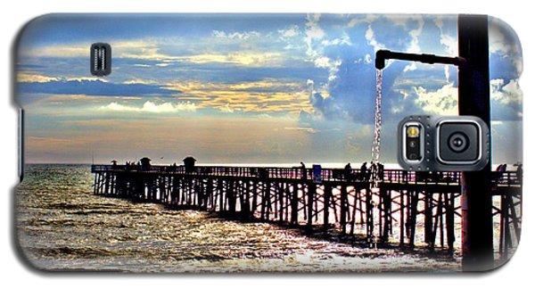 Flagler Pier Heaven Galaxy S5 Case