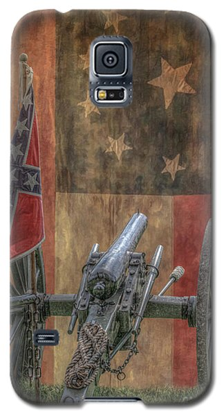 Flags Of The Confederacy Galaxy S5 Case by Randy Steele