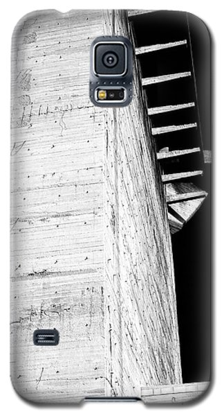 Flak Tower Vienna Side View Galaxy S5 Case