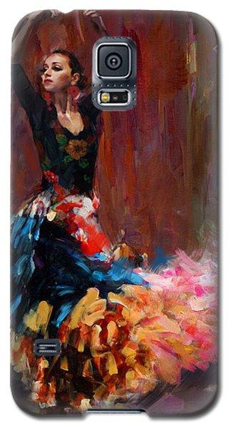 Flamenco 50 Galaxy S5 Case