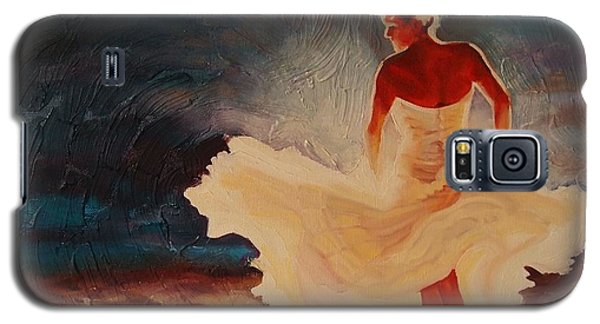 Flamenco Allure Galaxy S5 Case by Janet McDonald