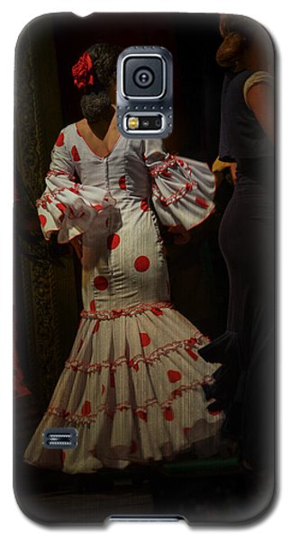 Flamenco Dancer #14 Galaxy S5 Case