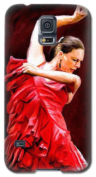 Flamenco Galaxy S5 Case by James Shepherd