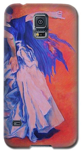 Flamenco-john Singer-sargent Galaxy S5 Case